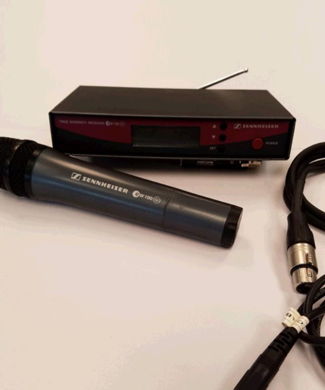 Where to find MICROPHONE WIRELESS HANDHELD in Tacoma