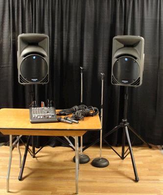 Where to find PRO SOUND SYSTEM 2-SPEAKER in Tacoma