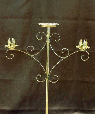 Where to find CANDELABRA UNITY FLOOR BRASS in Tacoma