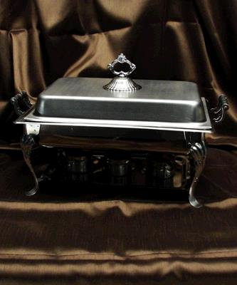 Where to find CHAFING DISH S S 8QT DELUXE in Tacoma