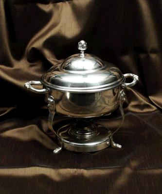 Where to find CHAFING DISH SLVR 3QT ROUND in Tacoma
