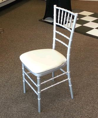 Where to find CHAIR CHIAVARI SILVER in Tacoma