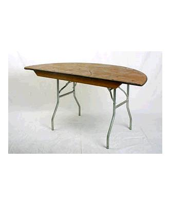 Table Half Round 48 Inch Rentals Tacoma Wa Where To Rent Table Half