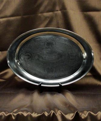 Where to find TRAY STAINLESS 19.5  OVAL in Tacoma