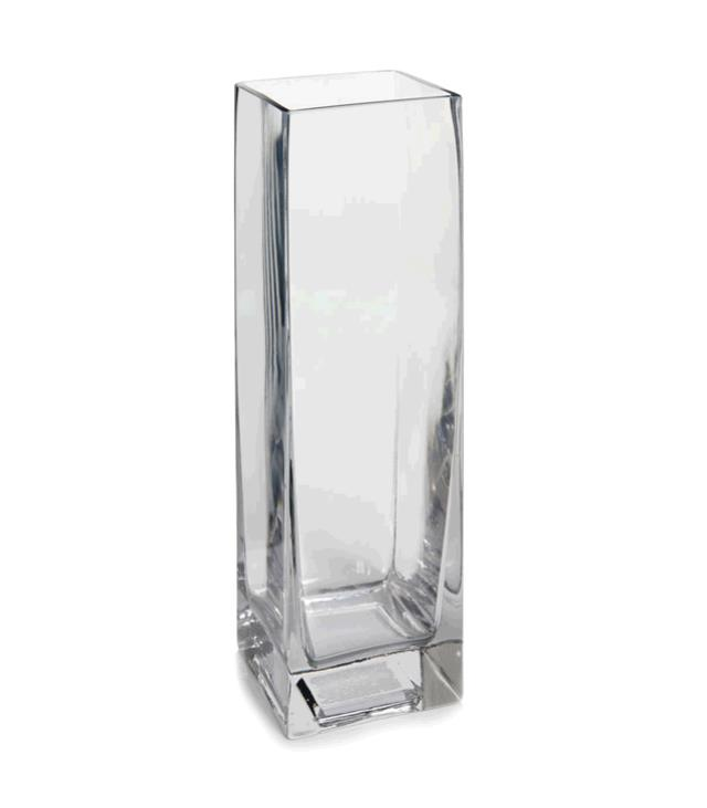 Where to find VASE 4X4 GLASS TALL in Tacoma