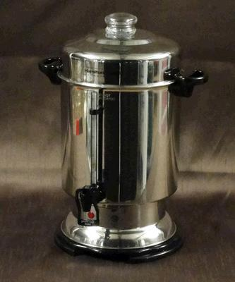 Where to find PERCOLATOR 110CUP STAINLESS in Tacoma