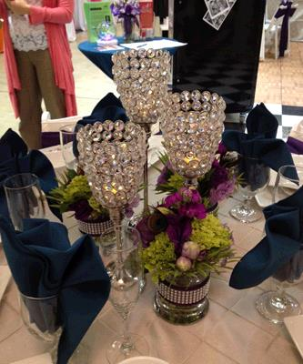 Where to find VASE CRYSTAL GOBLET TRIO in Tacoma