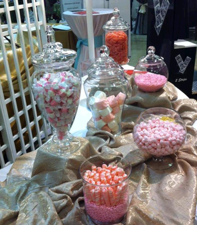 Where to find CANDY BUFFET JARS SET OF 5 in Tacoma