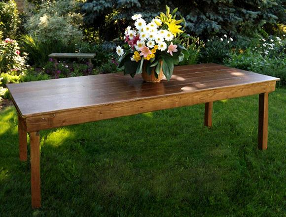 Where to find TABLE FARM 8  x 40 in Tacoma