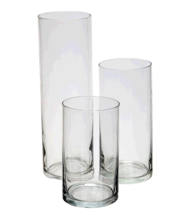 Where to find VASE CYLINDER TRIO - 8 , 10 , 12 in Tacoma