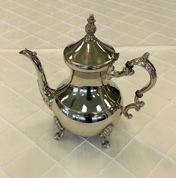Where to find SILVER TEAPOT in Tacoma
