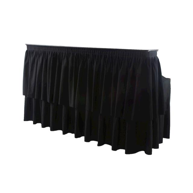 Where to find BAR TIERED TABLE W SKIRT 6 in Tacoma