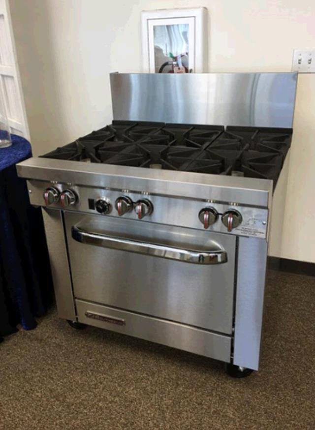 Where to find PROPANE RANGE OVEN 6-BURNER 36 in Tacoma