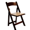 Rental store for CHAIR FRUITWOOD PADDED in Tacoma WA