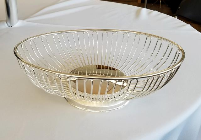 Where to find SERVING BASKET OVAL WIRE in Tacoma