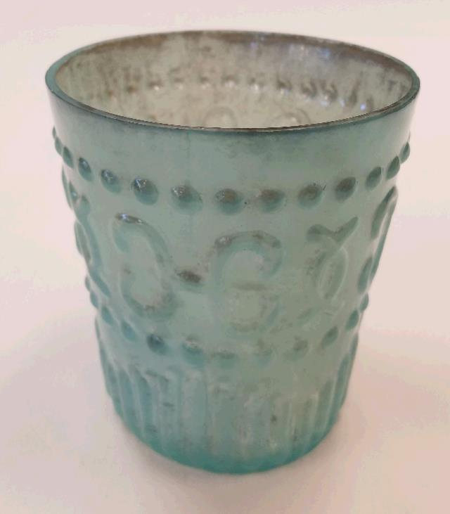Where to find TIFFANY VOTIVE BLUE PATINA in Tacoma