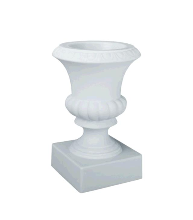 Where to find URN WHITE W SQUARE BASE in Tacoma