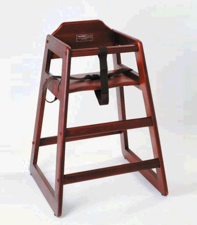Where to find HIGH CHAIR, MAHOGANY in Tacoma