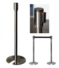 Rental store for AISLE STANCHION W RETRACTABLE BELT in Tacoma WA