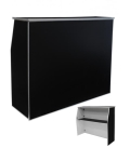 Rental store for BAR PORTABLE 4 FT. BLACK SOLID in Tacoma WA