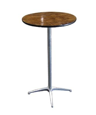 Table Round 30 Inch Cocktail Rentals Tacoma Wa Where To Rent Table