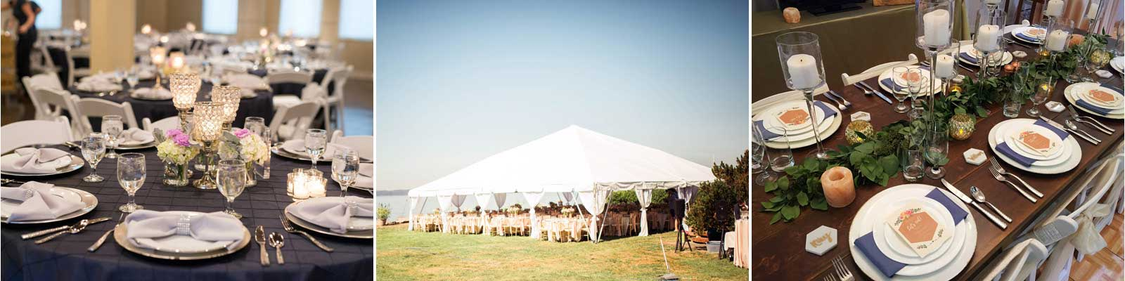 Wedding rentals in the Greater South Sound Region